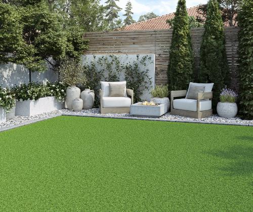 veštačka trava - osvežite vaše dvorište, balkon ili terasu
